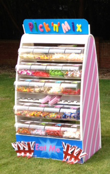 Pick n Mix Sweet Stand - Reading